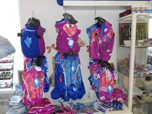 Одежда на олимпиаду
